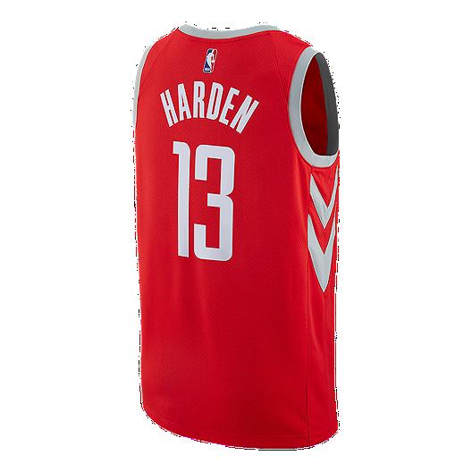 the latest 30b60 64d76 Houston Rockets James Harden City Edition Swingman Basketball Jersey