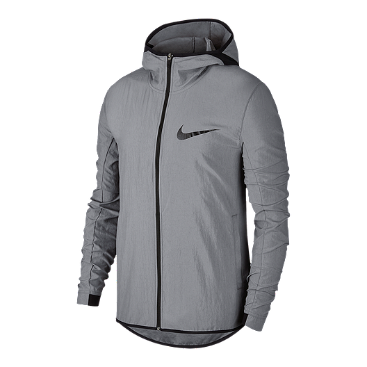 682c06cdfb59 Nike Men s Showtime Woven Basketball Jacket