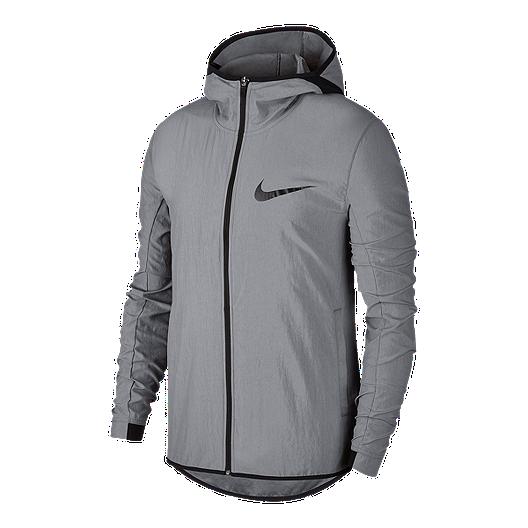 8374ca793b4a Nike Men s Showtime Woven Basketball Jacket