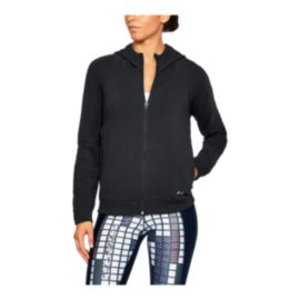 Under Armour Women's Threadborne Terry Full Zip Hoodie