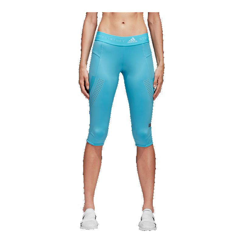 adidas Women s Stella McCartney 3 4 Running Tights  913e2fe67