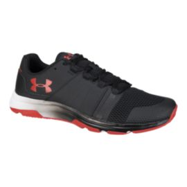 Under Armour Men's Raid TR Training Shoes - Black/White/Pierce