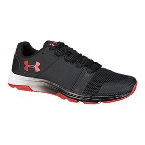 e16ab5724540 Under Armour Men s Raid TR Training Shoes - Black White Pierce