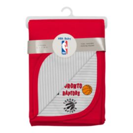 Toronto Raptors Infant Lil Kicker Blanket