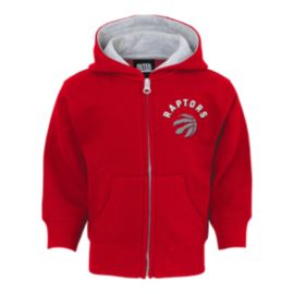 Toronto Raptors Infant Pledge Full Zip Hoodie