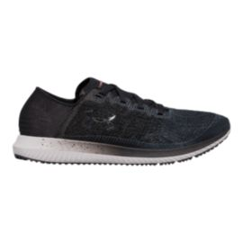 Under Armour Men's Threadborne Blur Running Shoes - Anthracite/Black