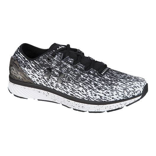 687eb8093d Under Armour Men's Charged Bandit 3 Ombre Running Shoes - White ...