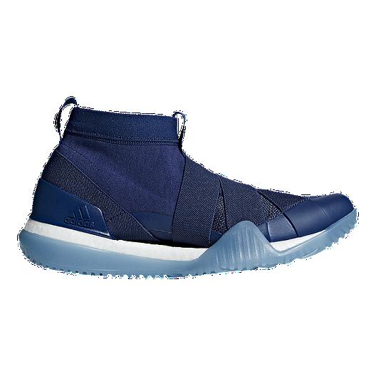 0cca2e42eca4b adidas Women s Pure Boost X TR 3.0 LL Training Shoes - Blue White ...