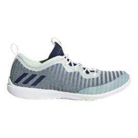 adidas Women's Crazy Move TR Training Shoes - Green/White