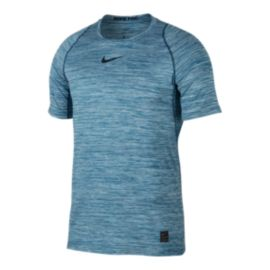 Nike Pro Men's Fited Heather T Shirt