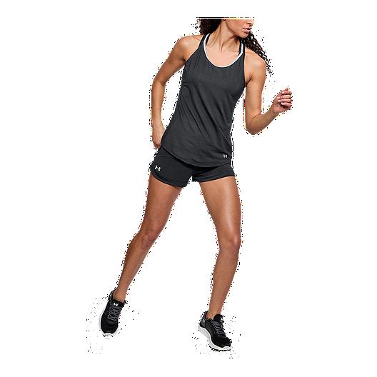 6e42c11d Under Armour Women's Speed Pocket Running Shorts   Sport Chek