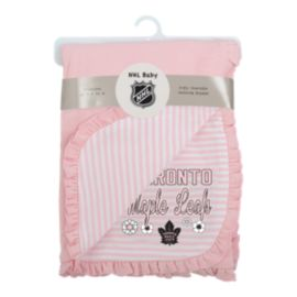 Toronto Maple Leafs Infant Girls' Lil Kicker Blanket