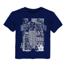 Toronto Maple Leafs Toddler Amplified T Shirt