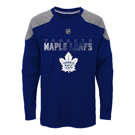 best website 670e2 6528b Toronto Maple Leafs Kids' Gamma Long Sleeve Shirt