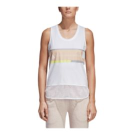 adidas Women's Stella McCartney Essential Logo Tank