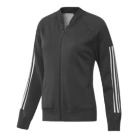 adidas Women's ID Knit Bomber Jacket