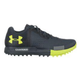Under Armour Men's Horizon RTT Hiking Shoes - Anthracite/Green