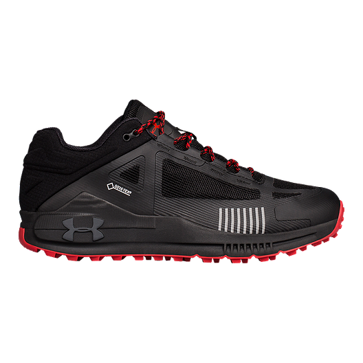 new arrival c5af2 11c1c Under Armour Men's Verge 2.0 Low Gore-Tex Hiking Boots - Black/Anthracite