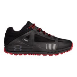 Under Armour Men's Verge 2.0 Low Gore-Tex Hiking Boots - Black/Anthracite