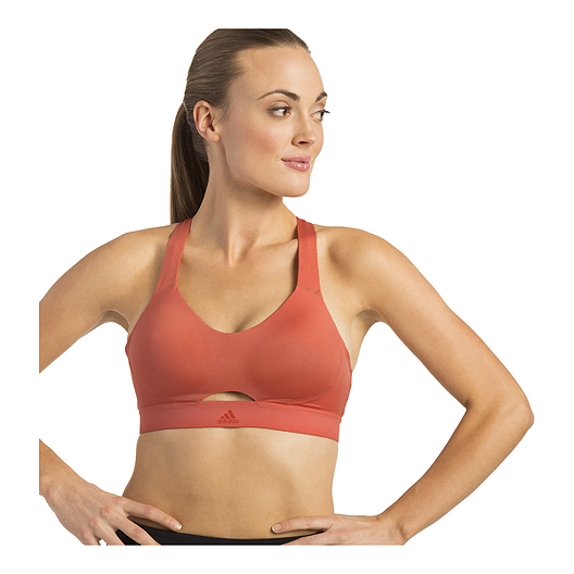 868b519c4a4c8 adidas Women s Stronger For It High Padded Sports Bra - AB Cup ...