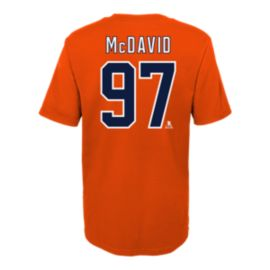 Edmonton Oilers Kids' Connor McDavid Player T Shirt