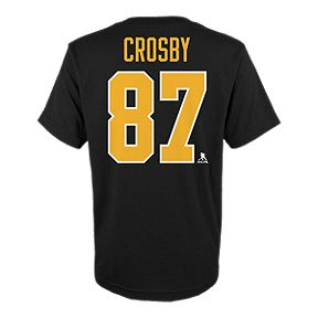 aad2505070c Pittsburgh Penguins Kids  Sidney Crosby Player T Shirt