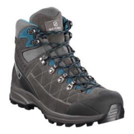 Scarpa Men's Kailash Trek Gore-Tex Hiking Boots - Grey/Blue