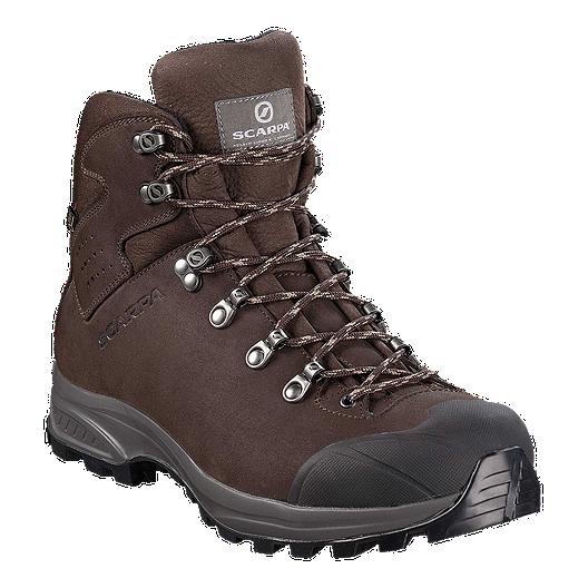 ee27a5e5303 Scarpa Men's Kailash Plus Gore-Tex Hiking Boots - Dark Brown