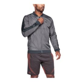 Under Armour Men's Sportstyle Wind Bomber Jacket
