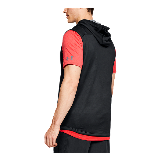 db070541c6 Under Armour Men's MK1 Terry Sleeveless Hoodie