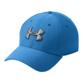 Under Armour Men's Blitzing 3.0 Stretch Fit Hat - Mediator