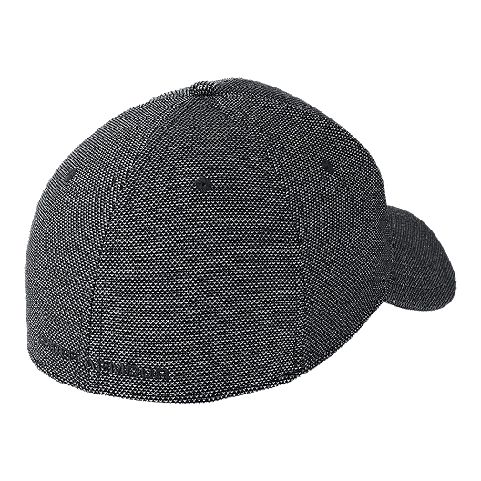 60f18aee24 Under Armour Men's Heather Blitzing 3.0 Hat - Black