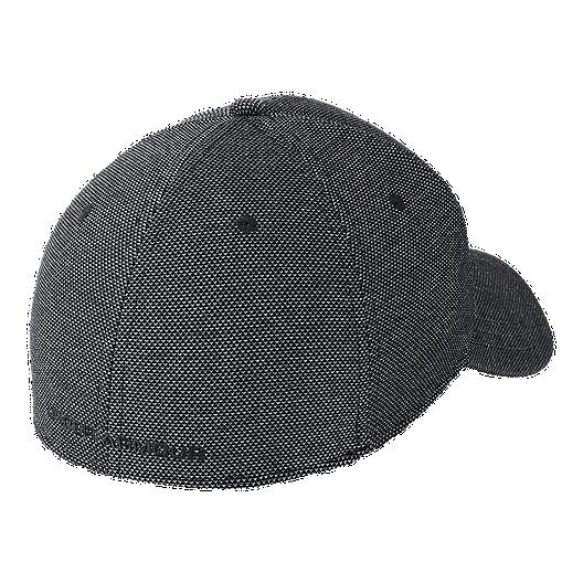 27892df4a95 Under Armour Men s Heather Blitzing 3.0 Hat - Black