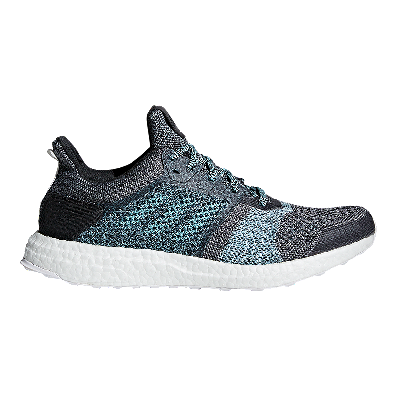 172bd63fe34d20 adidas Men s Ultra Boost ST Parley Running Shoes - Grey Blue