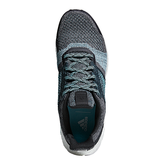 9f8f331ab adidas Men s Ultra Boost ST Parley Running Shoes - Grey Blue. (1). View  Description