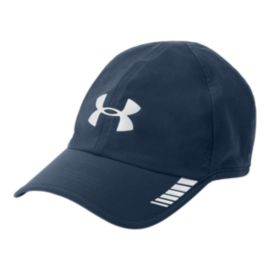 Under Armour Men's Launch ArmourVent Run Hat - Academy/White