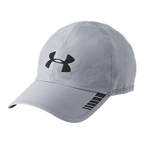 9bc292d8b19 Under Armour Men s Launch ArmourVent Run Hat - Steel
