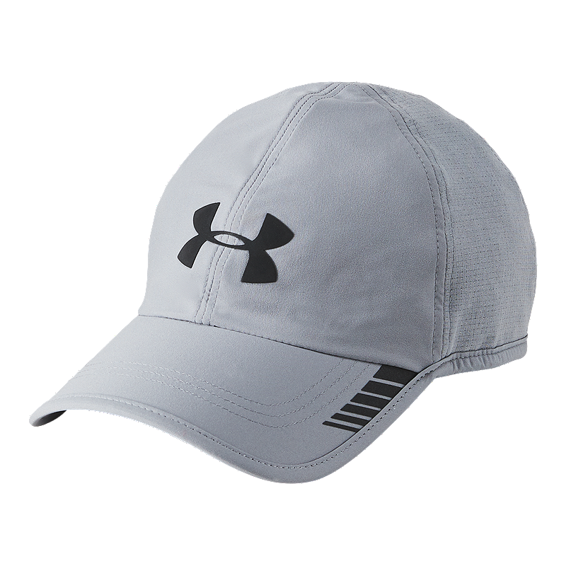 Under Armour Men s Launch ArmourVent Run Hat - Steel  e858daa0660