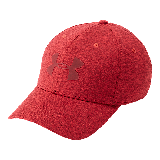 cd0cc4bb82c Under Armour Men s Twist Closer 2.0 Hat - Red