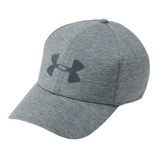 super popular 77dc7 abfc4 Under Armour Men s Twist Closer 2.0 Hat - Graphite   Steel - GRAPHITE STEEL