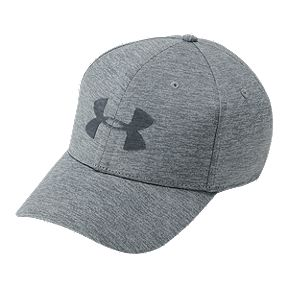 cd8d48842383f Under Armour Men s Twist Closer 2.0 Hat - Graphite   Steel