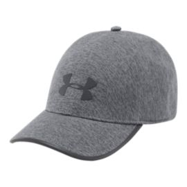 Under Armour Men's Flash 1 Panel Run Hat - Black/Graphite
