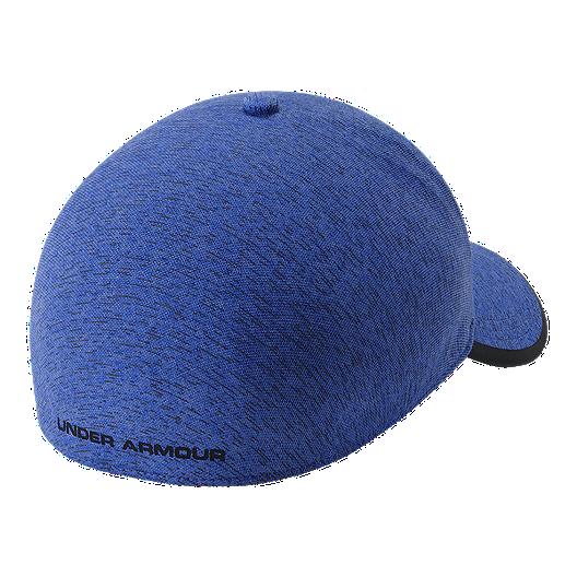 best sneakers 53268 6ef57 Under Armour Men s Flash 1 Panel Run Hat - Blue Black. (0). View Description