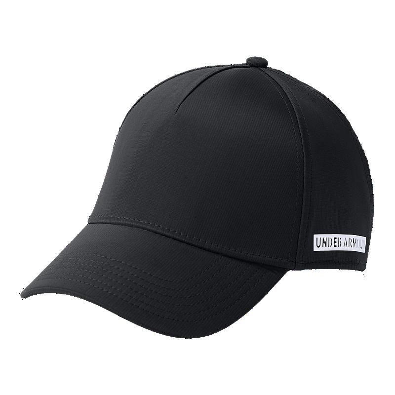 b283ecdd1 Under Armour Women's Motivator Hat - Black / White