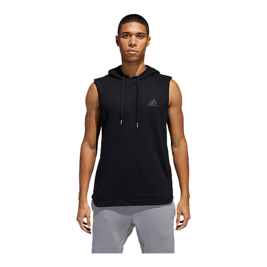 sports shoes e495e c2ae0 adidas Men s Sport ID Pickup Sleeveless Hoodie   Sport Chek