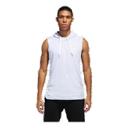 f74d8e4ee adidas Men's Sport ID Pickup Sleeveless Hoodie | Sport Chek