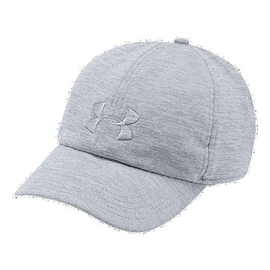 23bac16171b31 Under Armour Women s Twist Renegade Hat - Steel White