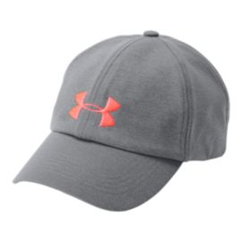 Under Armour Women's Threadborne Renegade Hat - Graphite/Brilliance