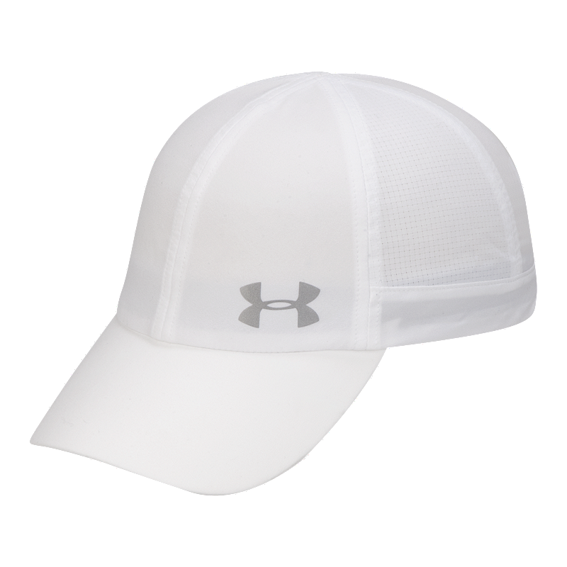 100% authentic 69324 15a3d ... get under armour womens fly by run hat white silver sport chek 11523  6ea38