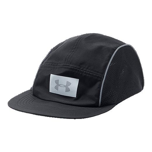 6820ba5f Under Armour Women's Packable Run Hat - Black
